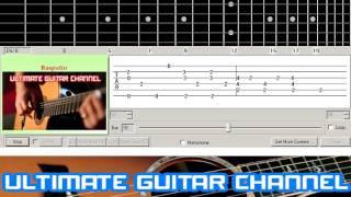 [Guitar Solo Tab] Rasputin (Boney M)