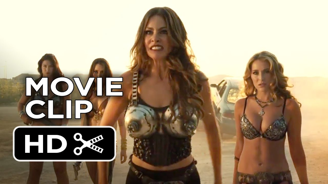 Download Machete Kills Movie CLIP - Car Chase (2013) - Danny Trejo Movie HD