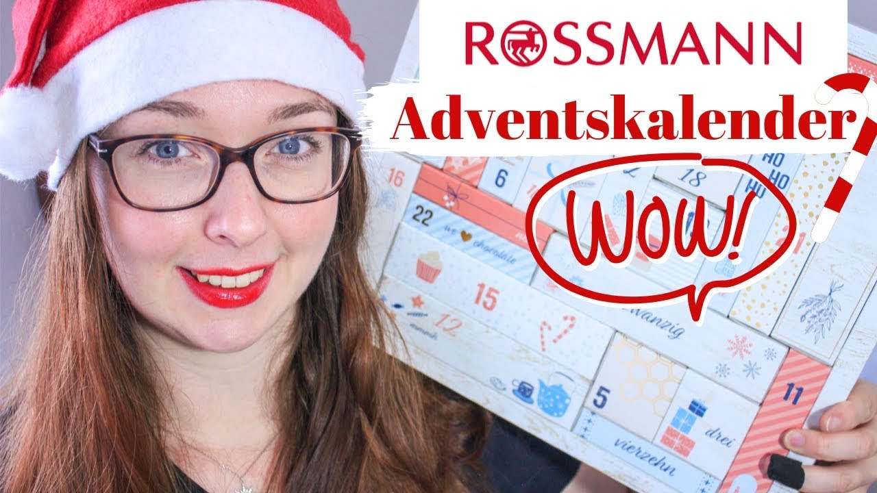 Wow Rossmann Food Adventskalender 2019 Auspacken Alle 24 Turchen Offnen Youtube