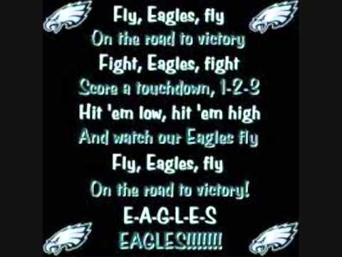 Philadelphila Eagles Fight Song