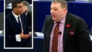 The only way to control our borders - UKIP MEP David Coburn