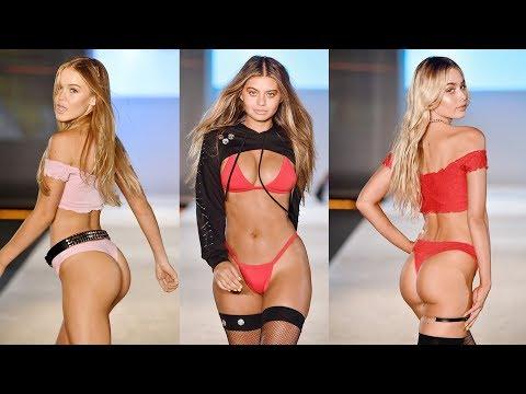 KAOHS Fashion Show SS 2018 Miami Swim Week 2017 Bikini New York Fashion Week NYFW thumbnail
