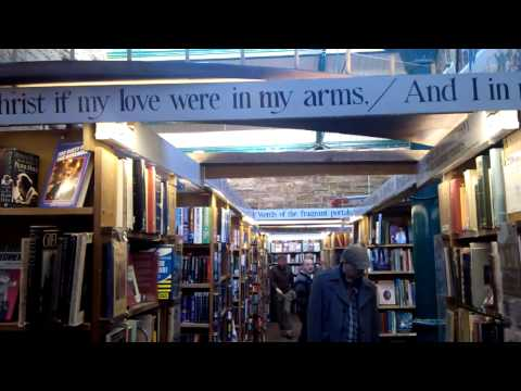 Barter Books in Alnwick Nothumberland