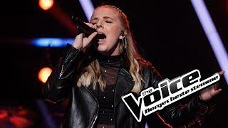 Andrea Santiago Stønjum - What Now | The Voice Norge 2017 | Live show