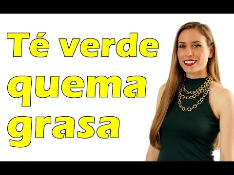 TÉ VERDE PARA ADELGAZAR - Lorena Romero | Nutrición Estética