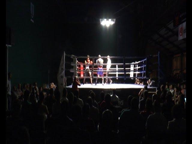 Ander Brizio boxeolariaren debuta ikusiko du Ordiziak