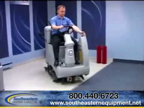 Features Of The Advance Advenger Rider Floor Scrubbers