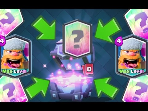 LUMBERJACK UNLOCKED? :: Clash Royale :: SUPER MAGICAL CHEST OPENING