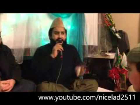 Khalid Hasnain Khalid   Madina Ki Wo Andekhi   Waqas Bhai House Mehfil 2013