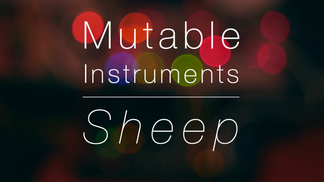 Mutable Instruments | Tides
