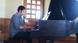 """My Blue Heaven"" ~ Dalton Ridenhour"