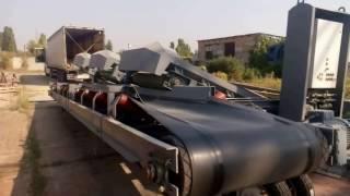 видео Приспособление для разгрузки хоппера