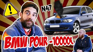 BMW pour - 10000€  ⚠ ATTENTION DANGER ⚠