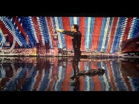 Razy Gogonea - Britains Got Talent