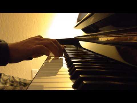 Exercising Oshin piano solo