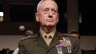 LIVE STREAM: Senate Confirmation Hearing of James Mattis (Mad Dog) for Secretary of Defense