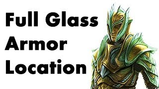 Skyrim: How To Find Glass Armor (Location Guide)