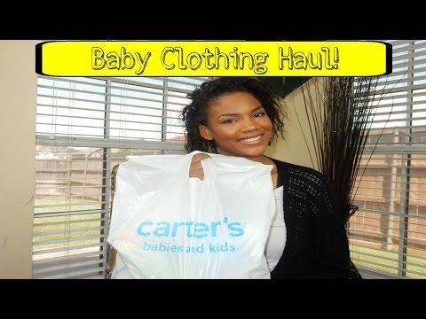 Carters+Babies R Us+Toys R Us Haul!