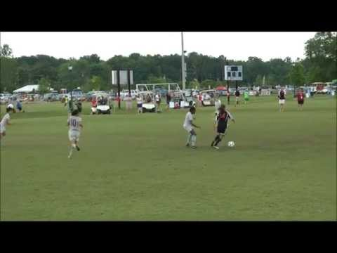 UFA 94 Elite Regional Highlights 2011 1st Pass.wmv