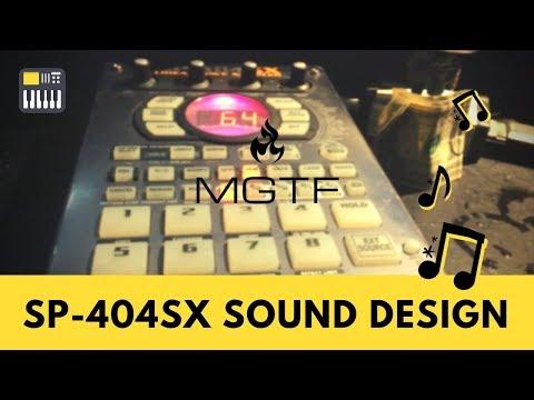 SP-404sx | Sound Design | Drum Chopping & Resampling Chords