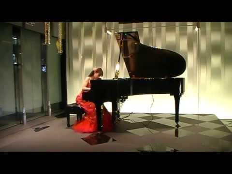 Lisa Nakazono/中園理沙 ディスクラビア収録中 【ショパン:幻想即興曲】 (2010)