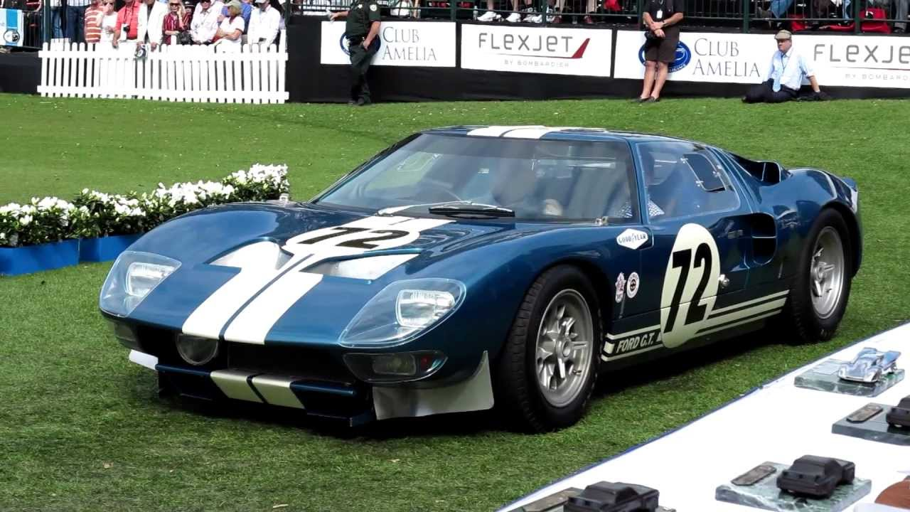 1964 Ford GT40 Prototype Lightweight