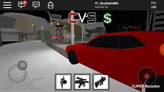 CVS (Criminal vs Swat) Roblox