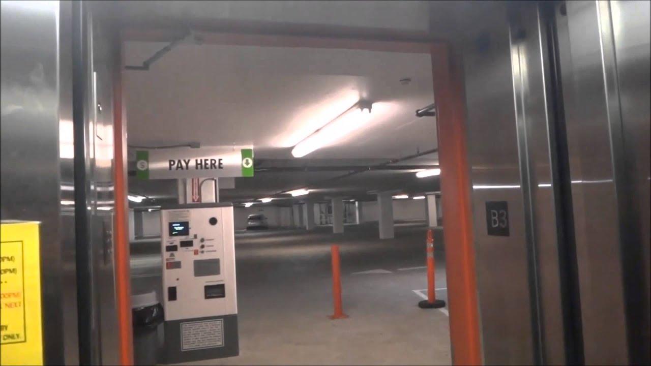 Civic Center Garage: Jessie Square Garage