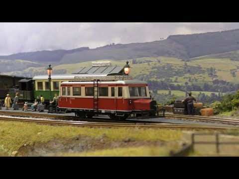 Highlights from the East of England model railway exhibition 2018