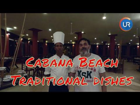 🇱🇰 Sri Lanka - 23 - Cabana Beach & Spa (Geleneksel yemekleri)