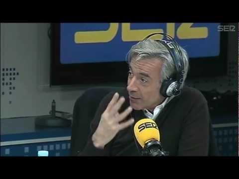 """Imanol Arias en la Cadena SER: """"Lo de mi tupé es porque me quieren mucho"""""""