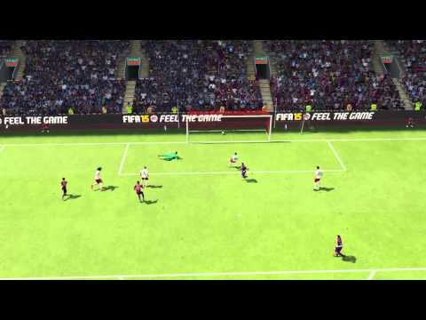FIFA 15 Messi goal