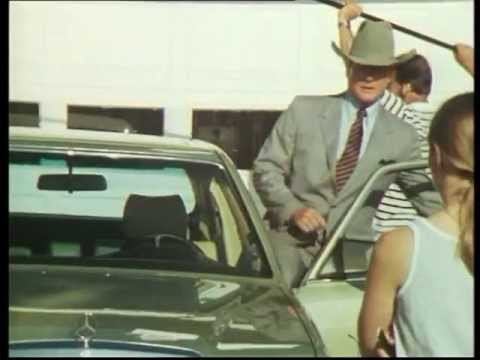 Dallas - Behind the Scenes (Larry Hagman)