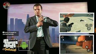 GTA 5 Android | Los Angeles Crimes 1.9