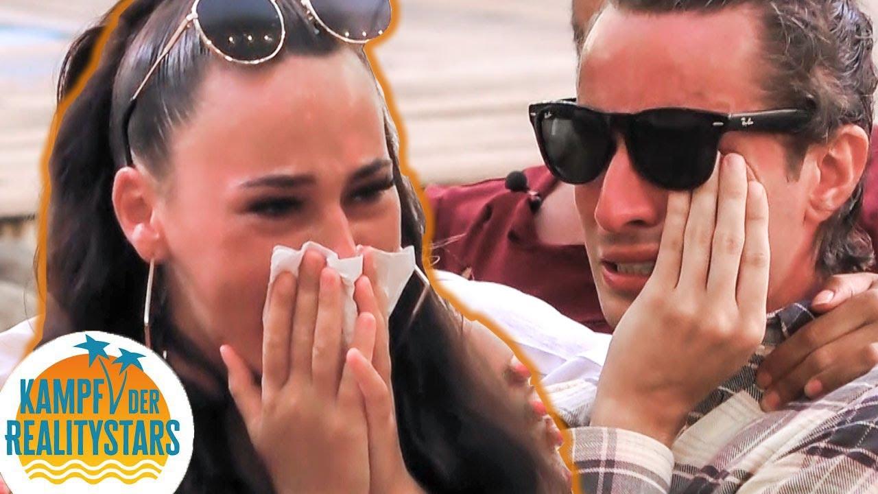 WIEDERSEHEN mit den Liebsten! 😍😢 | Kampf der Realitystars - Staffel 2 #Folge 9