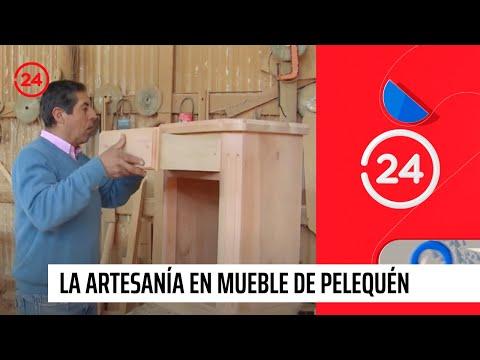 1b0d08a2c Chile Conectado - La artesanía en mueble en Pelequén - YouTube