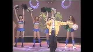 Alexia @ Quem Sabe Sabado (1st) (Live in Brazil 1997) Uh La La La
