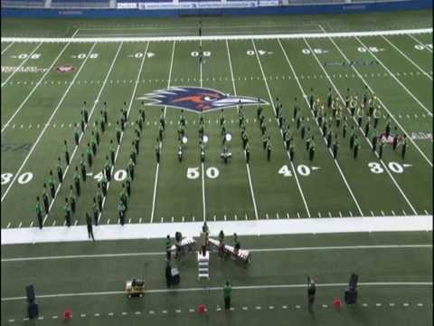 State Finals, New Deal High School Band 2015