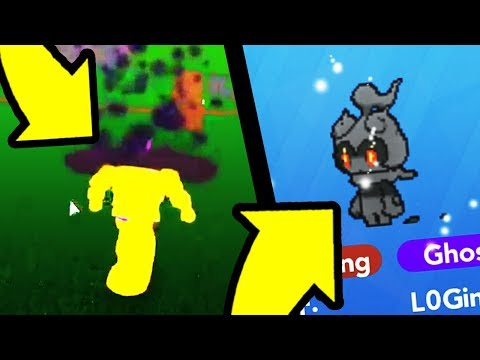*NEW* HALLOWEEN UPDATE IN POKEMON BRICK BRONZE! (New Mythical Pokemon)
