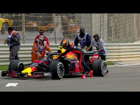 2018 Bahrain Grand Prix: FP1 Highlights