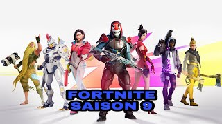Season 9 #Codecreateur #LEN #FORTNITE #EPICGAMES season recap #FORTNITE