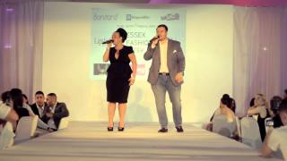 Tony Roberts & Amy Mottram Perform @ Essex Fashion Week