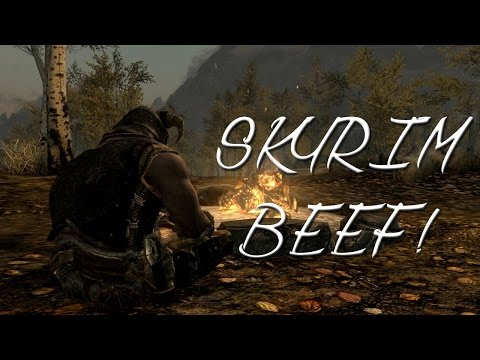 ALL THAT SKYRIM BEEF - H.A.M. Radio Podcast Ep 78
