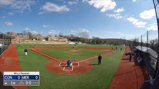 Concordia vs Mercy Baseball 3/12/19