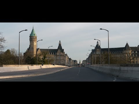 Luxembourg City 2019 (4K)