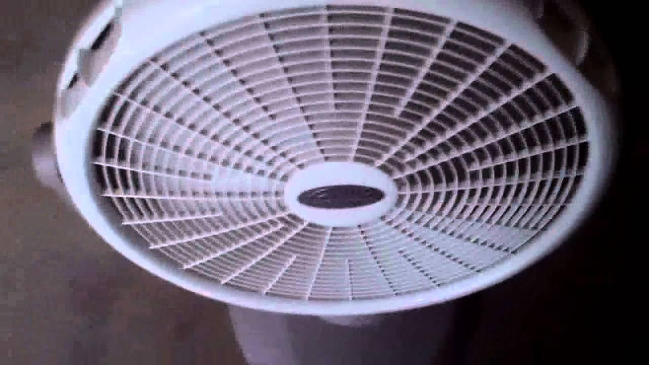 Lakewood 3 Speed Floor Fan Youtube