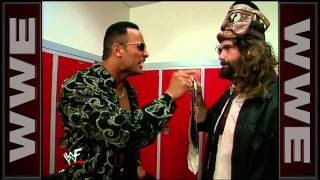 Mankind turns on The Rock: Raw, Oct. 18, 1999