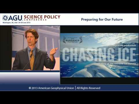 AGU Science Policy Conference 2013: Preparing for Our Future
