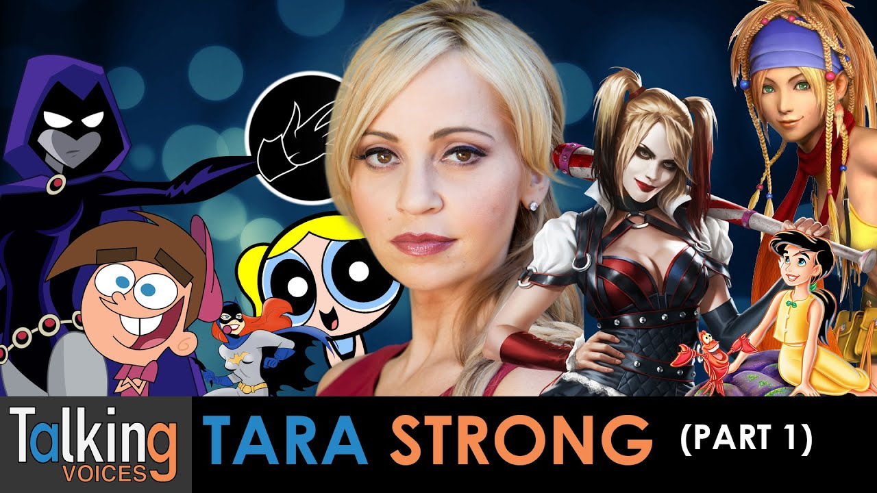 tara strong talking voices part 1 youtube