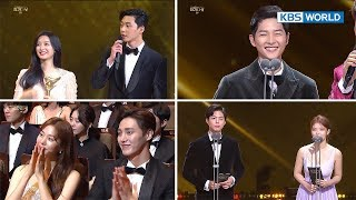 2017 Kbs Drama Awards 2017 Kbs Part 2 Eng 2018 01 07